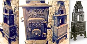 Ulefos Model 1766 No 172